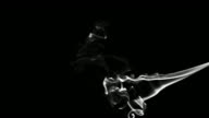 Smoke on Black video