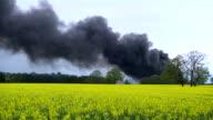 Smoke pollution video