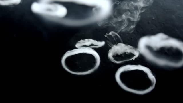 MS Smoke rings video