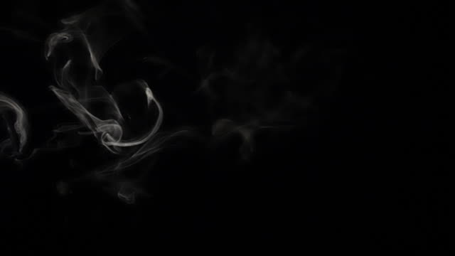Smoke. Vapour video
