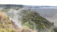 Smoke Vents - Hawaii Volcano National Park video