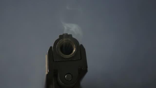 Smoked gun video