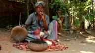 Snake Charmer in Sri Lanka video