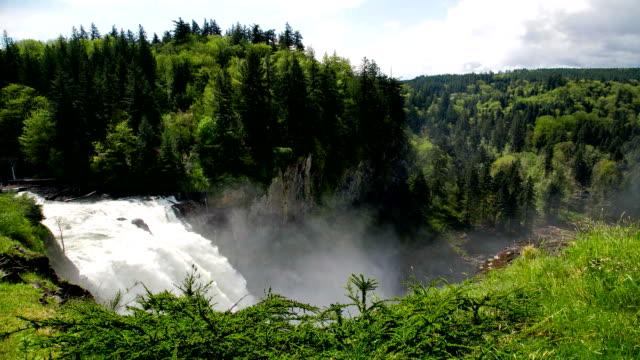 Snoqualmie Falls video