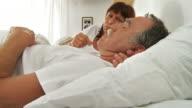 HD: Snoring Husband video