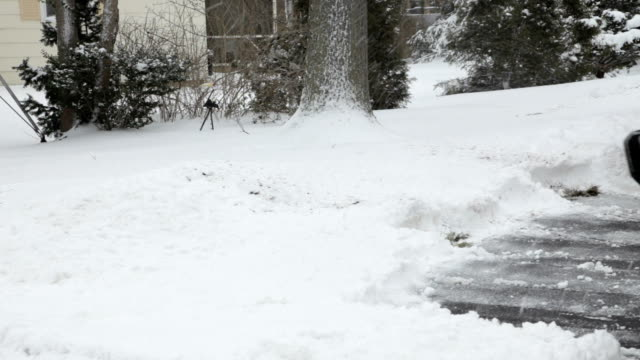 Snow Blower video