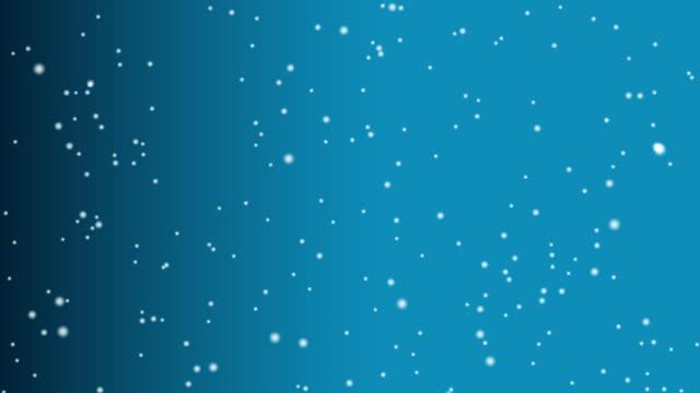 Snow fall video