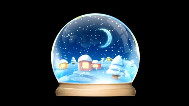 Snow Globe video
