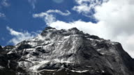 snow mountain video