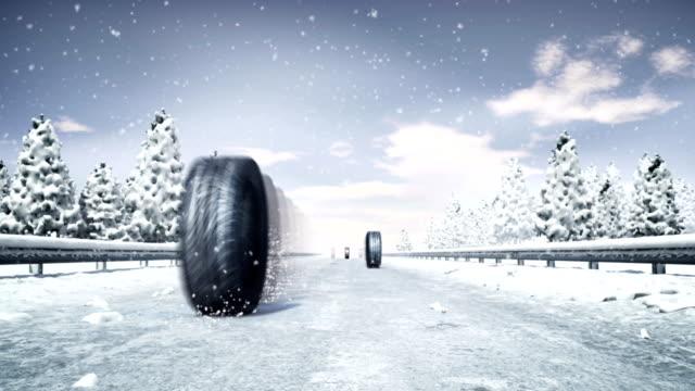 Snow Tire video