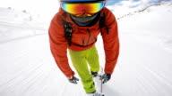 snowboarding fatigue video