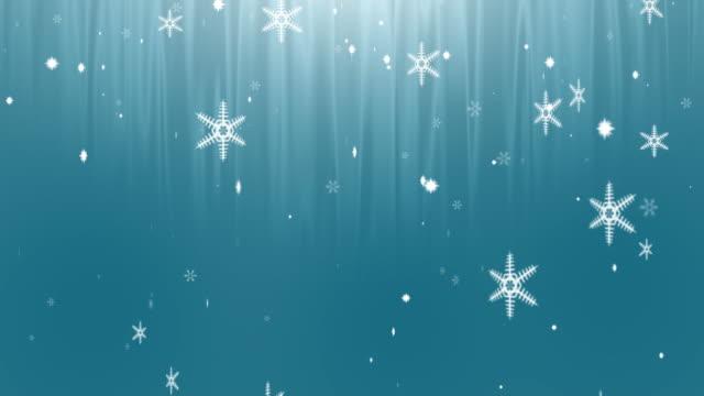 snowfall animation,Loopable video