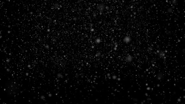 Snowfall Looping Calm video