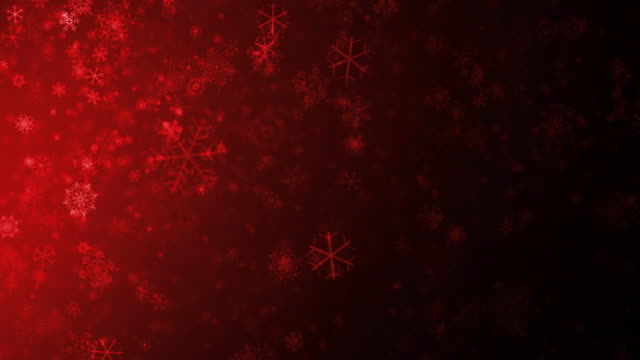 snowFlakesBackground 04b video