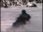 Snowmobiling / Snow Mobiling video