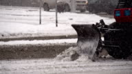 Snowplows on the Road video