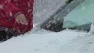 HD: Snowstorm video