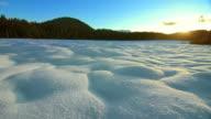 Snowy Mountain Meadow video