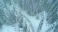 Snowy Mountain Road video