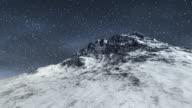 Snowy Mountain Top video