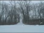Snowy Road 2 video