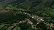 São Goncalo Amarante  - Aerial View - Minas Gerais, São João del Rei, Brazil video