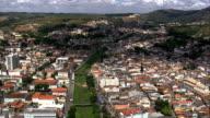 São João Del Rei  - Aerial View - Minas Gerais, São João del Rei, Brazil video