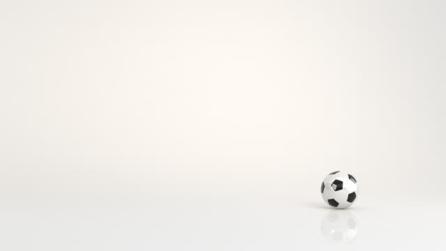 Soccer Ball Animation video