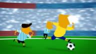 soccer brazil argentina fifa video