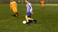Soccer / Football Match - Dribbling video