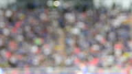 Soccer / Football match stadium arena video