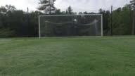 Soccer Goal video