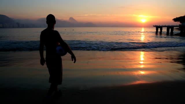 Soccer in Rio video