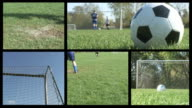 Soccer screens video