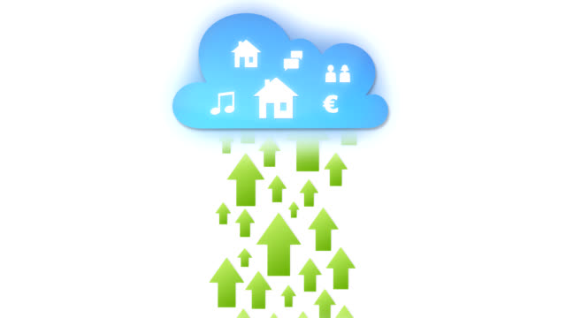 Social Cloud computing video