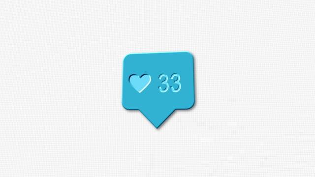 Social Media Button video