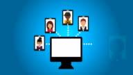 Social Media design, Video Animation video