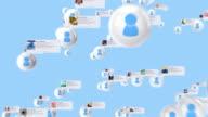 social network 4k video