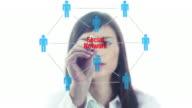Social Network Symbols video