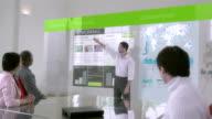 Social networking Interactive digital meeting video