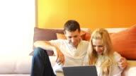 Social Networking VJ Jib Down video