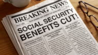 Social Security Benefits Cut video