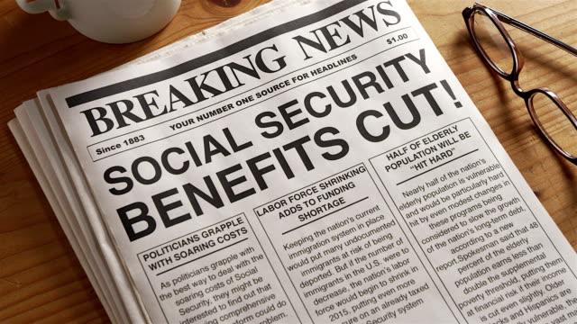 Social Security Benefits Cut video