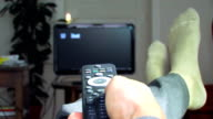 Sofa surfing with TV video