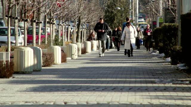 Sofia street video
