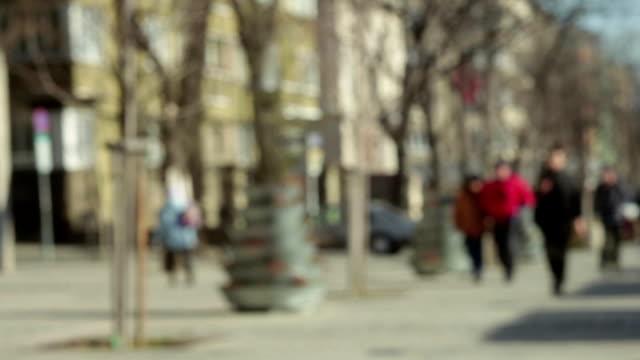 Sofia streets video
