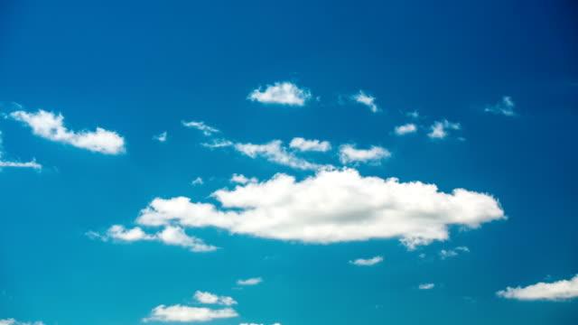 TIME LAPE: Soft Clouds video