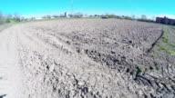 Soil field video