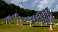 Solar Cell Farm video
