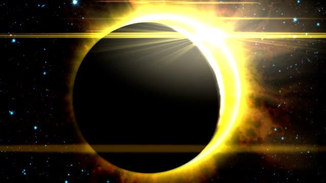 Solar Eclipse video